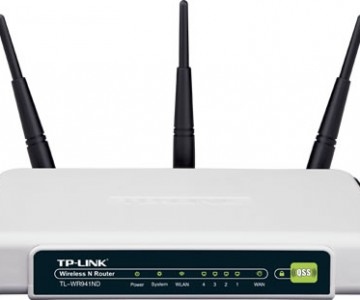 Roteador TP Link Wireless