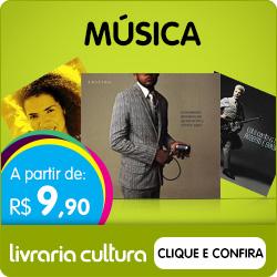 CDs e DVDs a partir de R$9,90