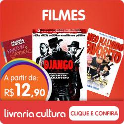 Filmes em DVD a partir de R$12,90