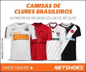 Camisas de Times Brasileiros com desconto