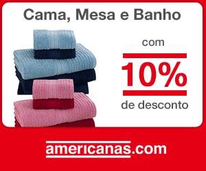 Cama, Mesa e Banho com desconto de 10%