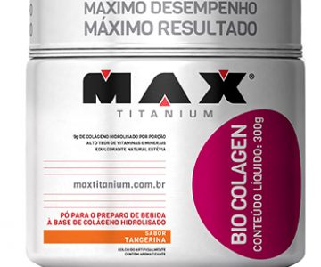 Bio Colagen – Max Titanium com Desconto