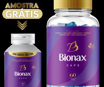 Bionax Amostra Grátis