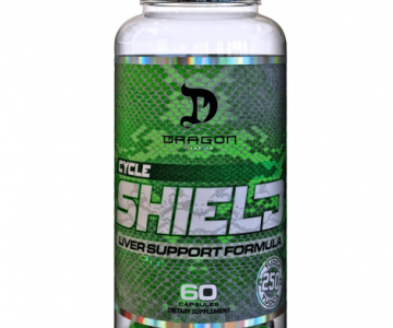Cycle Shield 60 Cápsulas Dragon Pharma com Desconto na Monster Suplementos