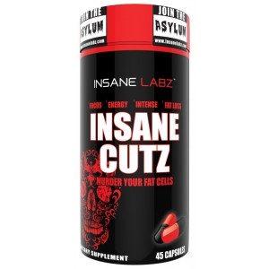Insane Cutz (45 caps) – Insane Labz com Desconto na Monster Suplementos