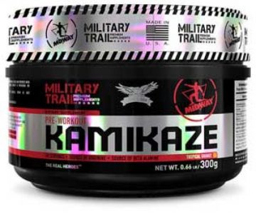 Kamikaze Pré Treino Midway com Desconto na Monster Suplementos
