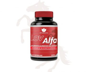 Lov Alfa Cupom de Desconto