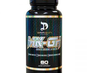MK GH – 60 Caps – Dragon Pharma com Desconto na Monster Suplementos