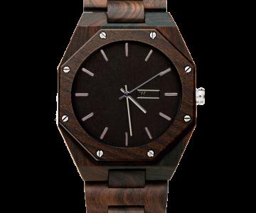 Relógio de Madeira Woodz Oak com Desconto na woodz.com.br