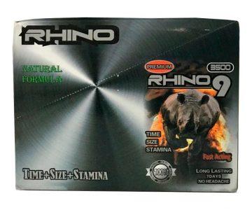 Rhino 9 3500 Premium Caixa com Desconto