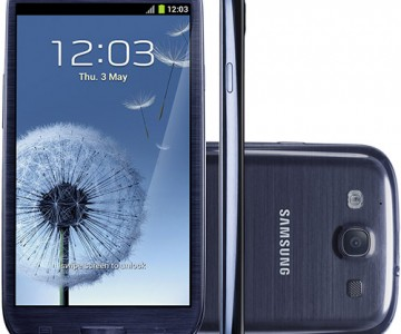Samsung Galaxy S III Mini Desbloqueado Vivo Metallic Blue em oferta no Submarino