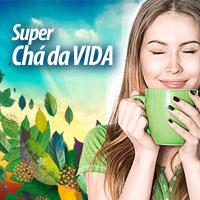 Super Chá da Vida Cupom de Desconto
