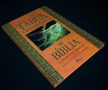 Cupom de Desconto Tábua Cronológica da Bíblia