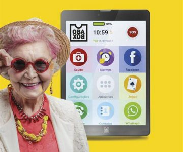 TabSenior Tablet para Idosos com Desconto no Obabox