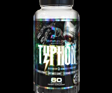 Typhon 60 Cápsulas Dragon Pharma com Desconto na Monster Suplementos