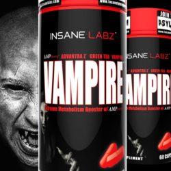 Vampire Insane Labz Termogênico com Desconto
