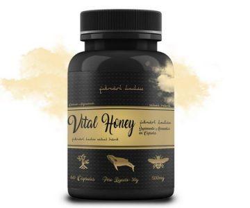 Cupom de Desconto Vital Honey Pro