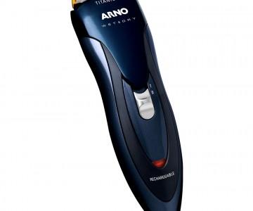 Aparador de Pelos Wet&Dry Bivolt para Homem Arno com desconto no Submarino