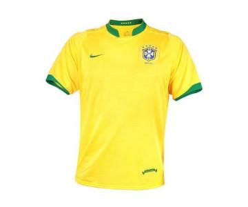 Camiseta Oficial Selecao Brasileira Nike 2014 com desconto