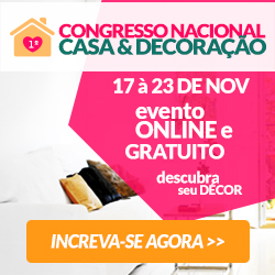 1º CONACADE – Congresso Nacional Casa & Decoração