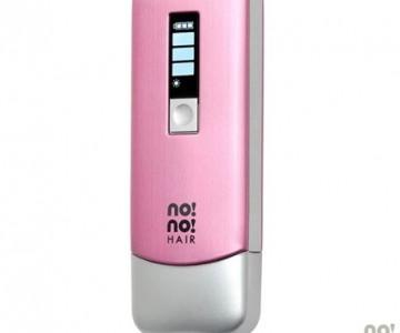 Depilador Nono Hair Bivolt Rosa em oferta no Ricardo Eletro