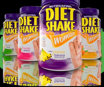 Diet Shake Nutrilatina com desconto no SaudeJa