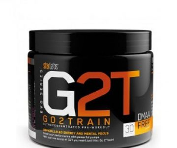 G2T – Go 2 Train – Starlabs com Desconto na Monster Suplementos