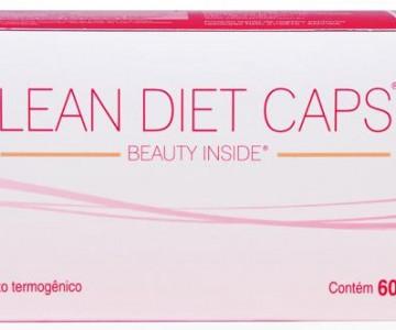 Lean Diet Caps Beauty Inside Probiotica com desconto
