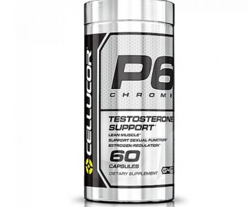 P6 Chrome Cellucor com desconto na Monster Suplementos