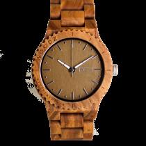 Relógios de Madeira com Desconto na Woodz