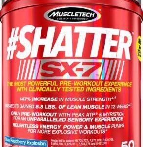 Shatter SX-7 Muscletech 30 doses com Desconto na Monster Suplementos