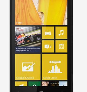 Smartphone Nokia Lumia 520 Desbloqueado em oferta na Americanas