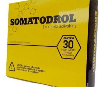 Somatodrol Iridium Labs com Desconto na Monster Suplementos