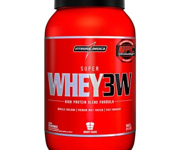 Super Whey 3W Body Size – 907g – Integral Médica com Desconto na Monster Suplementos