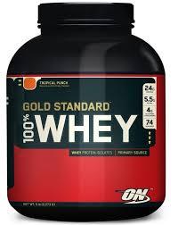 Whey Protein Gold Standard Optimum Nutrition por R$167 com frete gratis